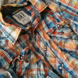 BKE Vintage Button Down